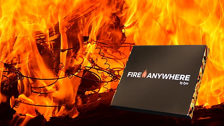 Fire Anywhere - magic