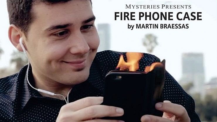 Fire Phone Case - magic
