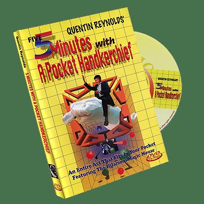 5 Minutes with a Pocket Handkerchief - magic