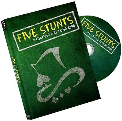 Five Stunts - magic