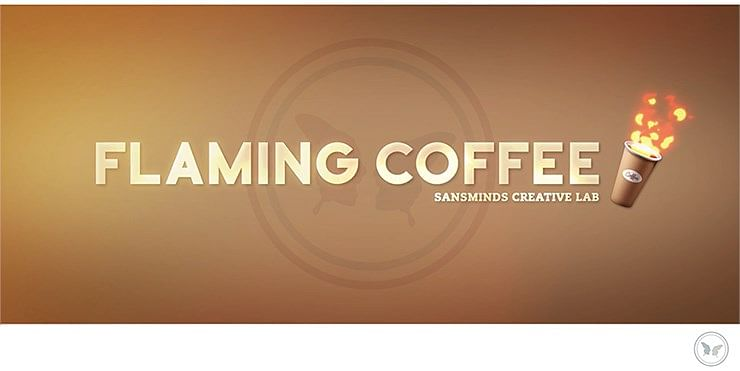 Flaming Coffee