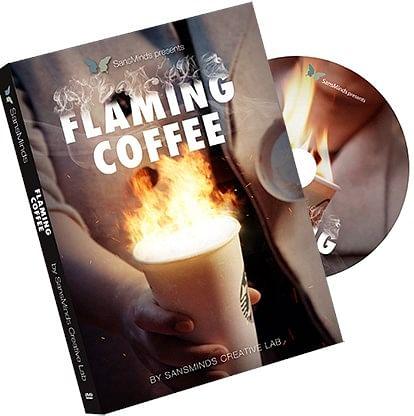 Flaming Coffee - magic