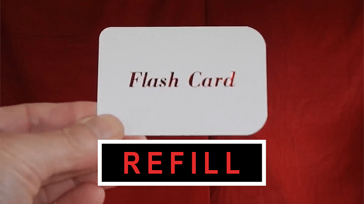 FLASH CARD Replacement Wire - magic