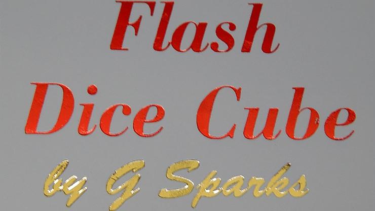 FLASH DICE CUBE - magic