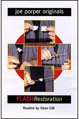 Flash Restoration - magic