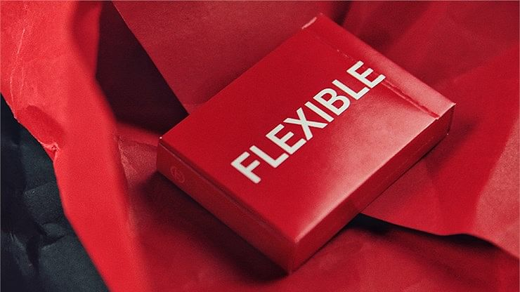 FLEXIBLE  Playing Cards - magic
