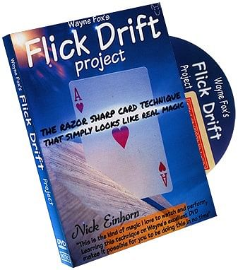Flick Drift Project - magic