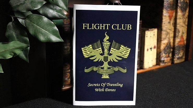 FLIGHT CLUB BOOKLET - magic