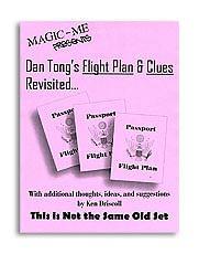 Flight Plan & Clues - magic