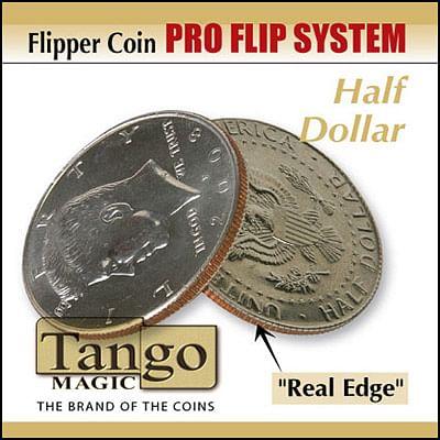 Flipper - Half Dollar - Premium - magic