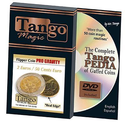 Flipper - Pro Gravity - 2 Euro/50 Euro Cents - magic