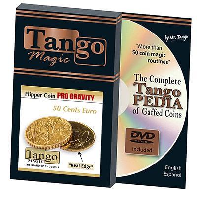 Flipper - Pro Gravity - 50 Euro Cents - magic