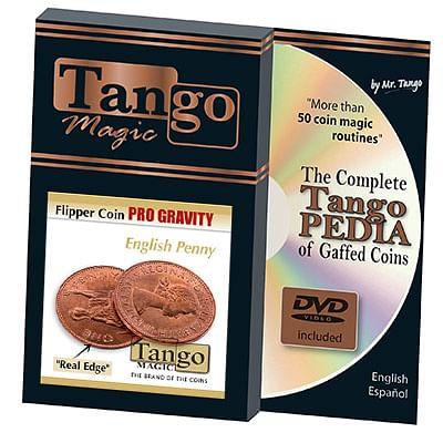 Flipper - Pro Gravity - English Penny - magic