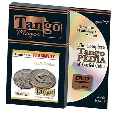 Flipper - Pro Gravity - Half Dollar - magic