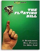 Floating Bill - magic