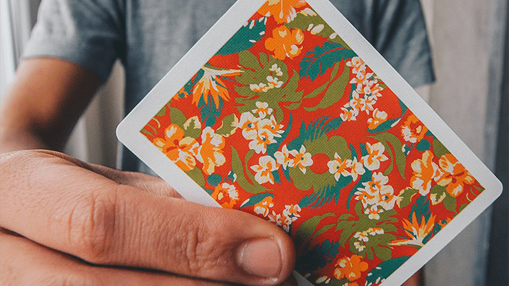 Flora Playing Cards - magic