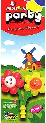 Flower Balloon Kit - magic