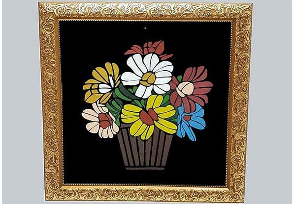 Flower Frame - magic