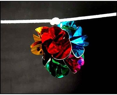 Flower on Rope - magic