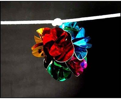 Flower on Rope - magic