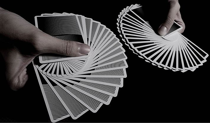 FLUX Playing Cards
