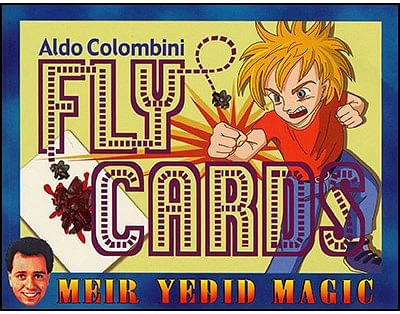 Fly Cards trick - magic