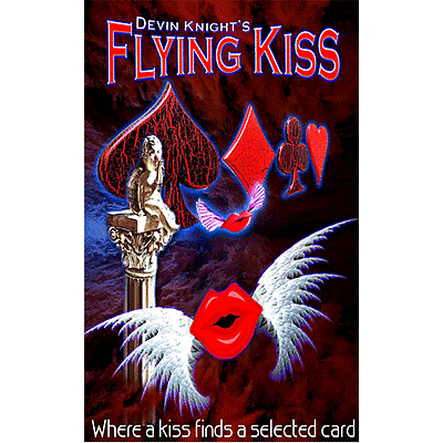Flying Kiss - magic