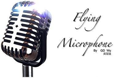 Flying Microphone - magic