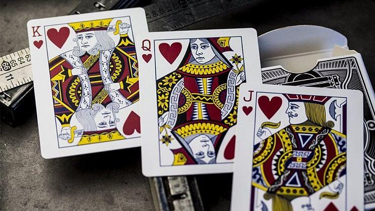 Flywheels Playing Cards