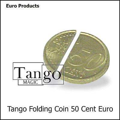 Folding Coin - 50 Euro Cents - magic