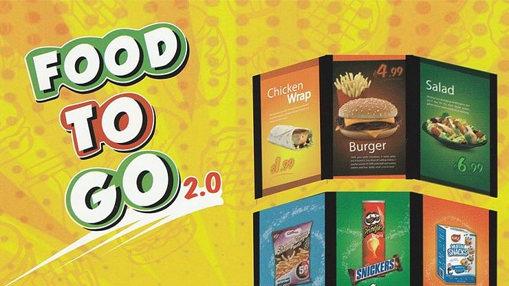 Food To Go 2.0 - magic