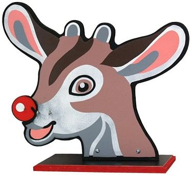Forgetful Rudolph The Red Nosed Reindeer - magic