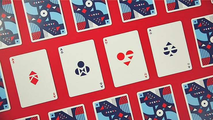 FORMA Playing Cards