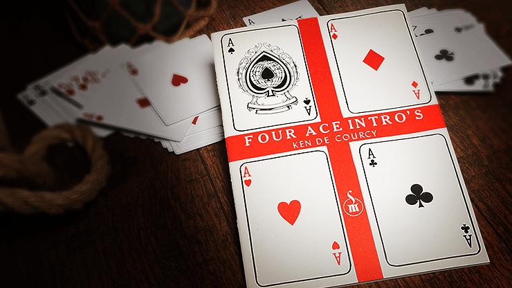 Four Ace Intro's - magic