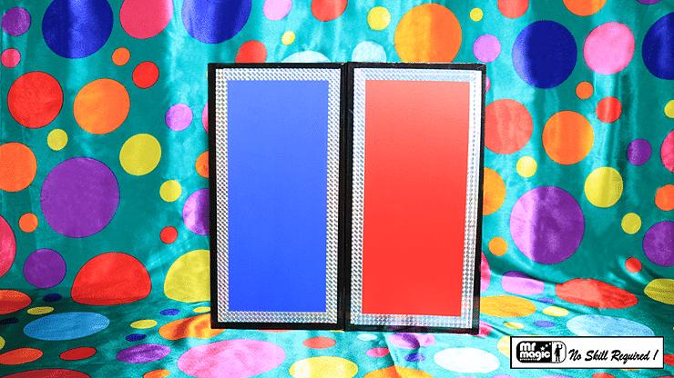 Four Color Flap Production - magic