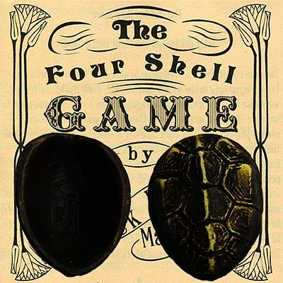 Four Deluxe Turtle Shells - magic