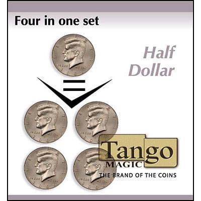 Four in One Set - magic