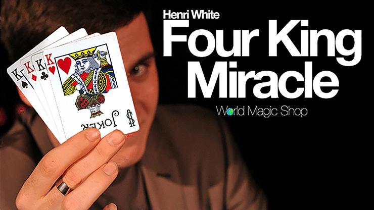 Four King Miracle - magic