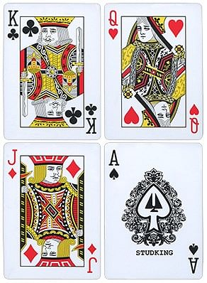 Fournier Plastic Playing Cards - Regular Pips