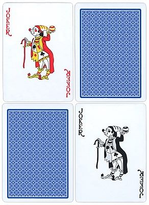 Fournier Plastic Playing Cards - Regular Pips