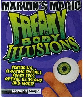 Freaky Body Parts Eyeball! - magic