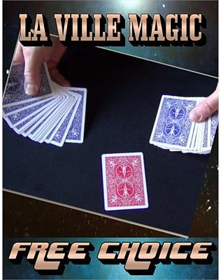Free Choice - magic