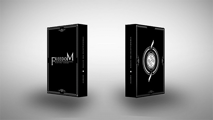 Freedom Playing Cards - magic