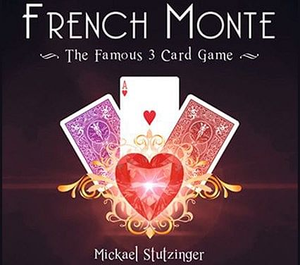 French Monte - magic