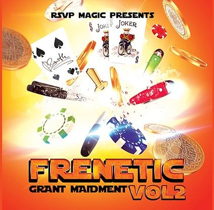 Frenetic Vol 2 - magic