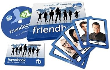 FriendBook - magic