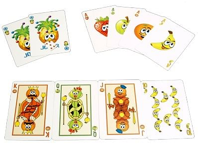 Froots Playing Cards