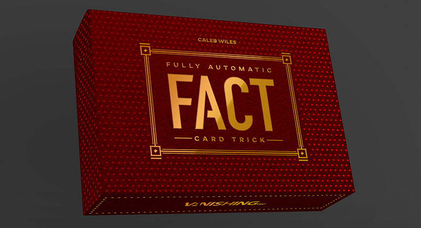 Fully Automatic Card Trick (New) - magic