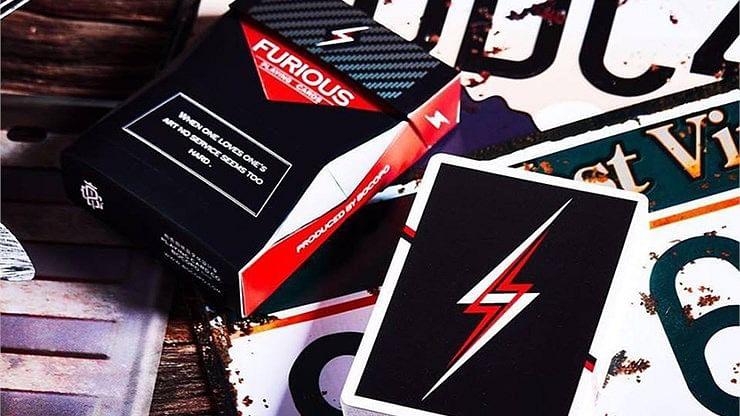 Furious Playing Cards