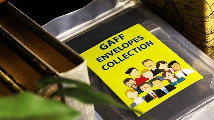 Gaff Envelopes Collection - magic